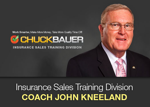 Insurance Sales Trainer John Kneeland