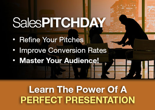SalesPITCHDAY - Learn the Power of a Perfect Presentation