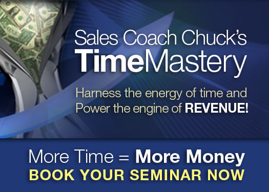 Master Your Time with Chuck Bauer's TimeMastery Seminar